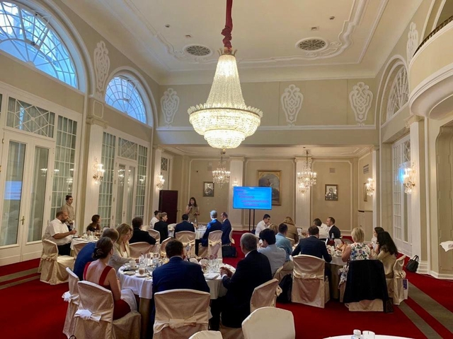SPIEF BUSINESS BREAKFAST: OECD STANDARDS ON RESPONSIBLE CONDUCT FOR DEVELOPMENT INSTITUTIONS, 8 of June, St.Petersburg